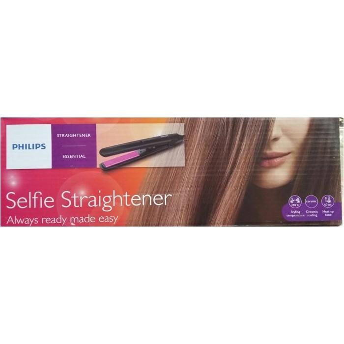 Philips HP8302 Hair Straightener (Black)