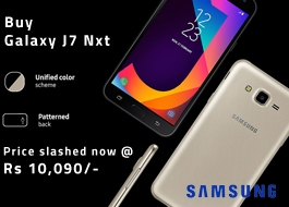 Samsung j7 nxt moile phones thrissur